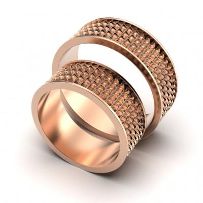Восковка кольцо 10004