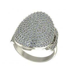 Восковка кольцо 10008