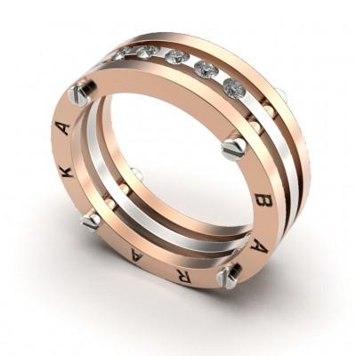 Восковка кольцо 10014