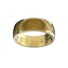 Восковка кольцо 10029