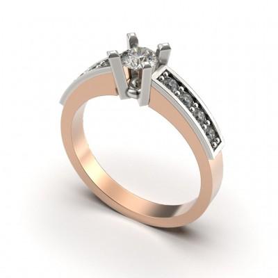 Восковка кольцо 10032
