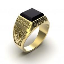 Восковка кольцо 10041