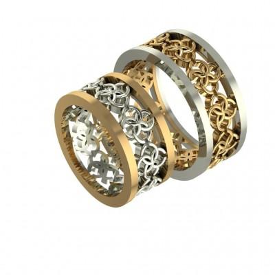 Восковка кольцо 10044