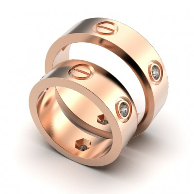 Восковка кольцо 10046