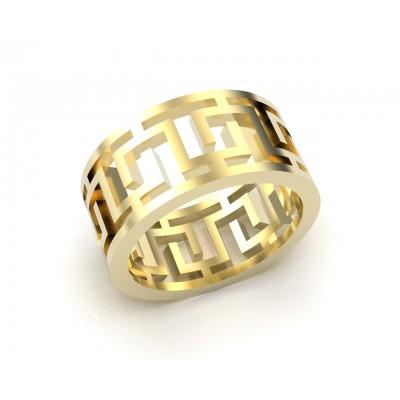 Восковка кольцо Версаче 10054