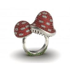 Восковка кольцо 10063