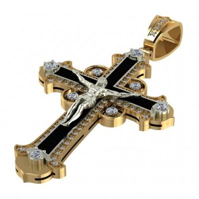 Восковка крест 10071