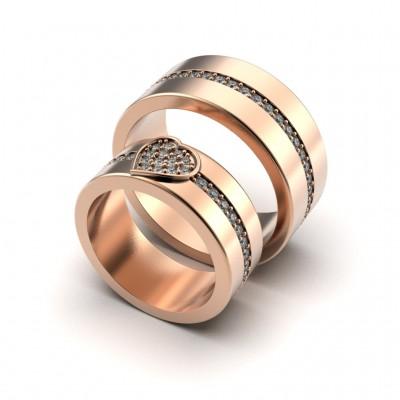Восковка кольцо 10073
