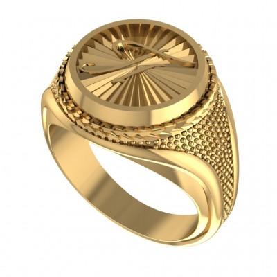 Восковка кольцо 10085
