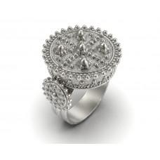 Восковка кольцо 10097
