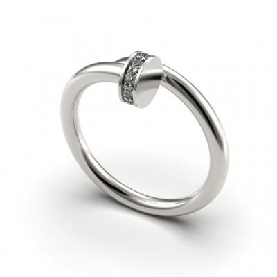 Восковка кольцо 10105