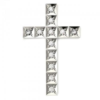 Восковка крест 10127