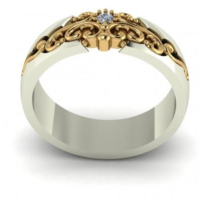 Восковка кольцо 10131