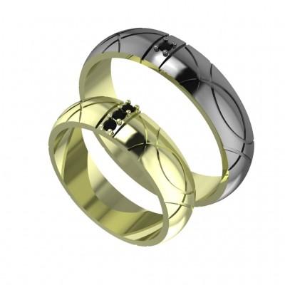 Восковка кольцо 10142