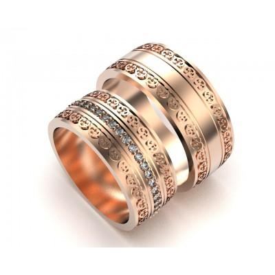 Восковка кольцо 10152