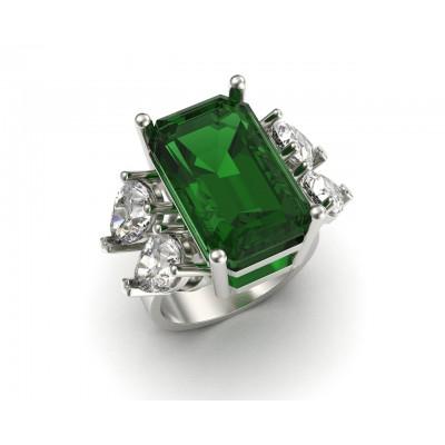 Восковка кольцо 10162