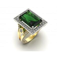 Восковка кольцо 10186