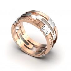Восковка кольцо 10208