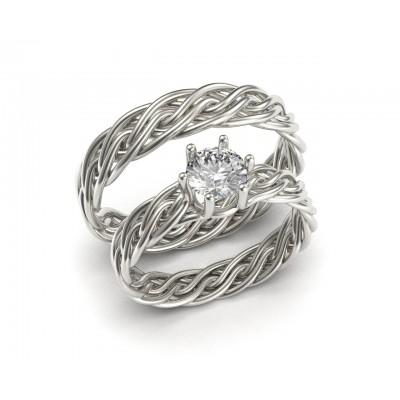 Восковка кольцо 10209