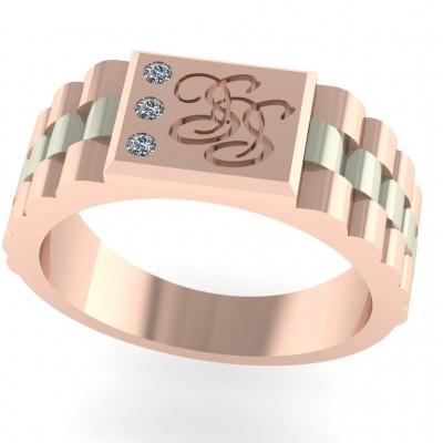 Восковка кольцо 10212