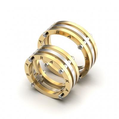 Восковка кольцо 10227