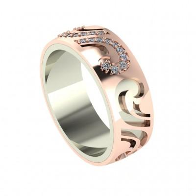 Восковка кольцо 10229