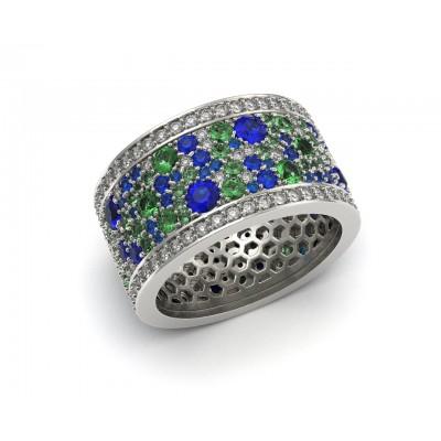 Восковка кольцо 10232