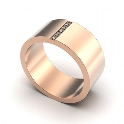Восковка кольцо 10239