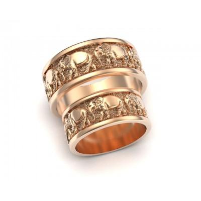 Восковка кольцо 10248