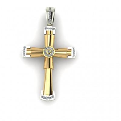Восковка крест 10275