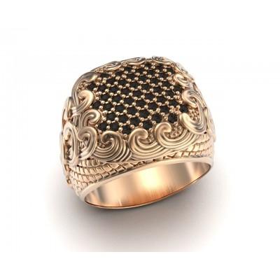 Восковка кольцо 10279