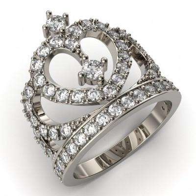 Восковка кольцо 10294