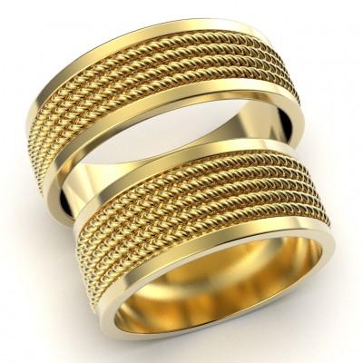Восковка кольцо 10313