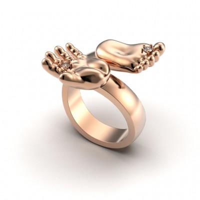 Восковка кольцо 10328