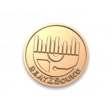 Восковка монета 10353