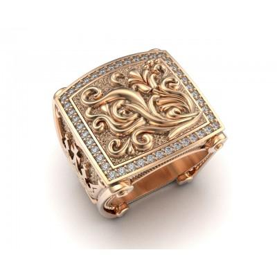 Восковка кольцо 10392