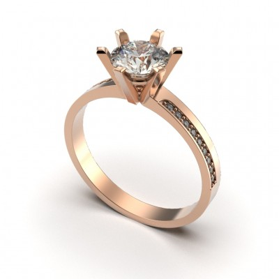 Восковка кольцо 10399