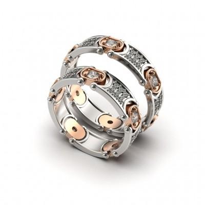 Восковка кольцо 10407