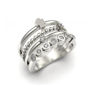 Восковка кольцо 10410