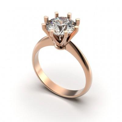 Восковка кольцо 10422