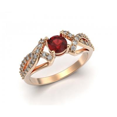 Восковка кольцо 10435