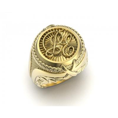 Восковка кольцо 10457