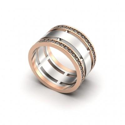 Восковка кольцо 10472