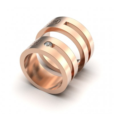 Восковка кольцо 10474