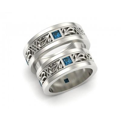 Восковка кольцо 10477