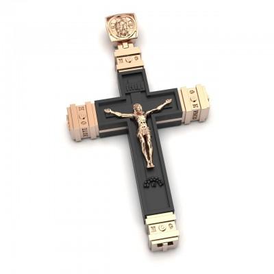 Восковка крест 10488