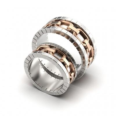 Восковка кольцо 10489