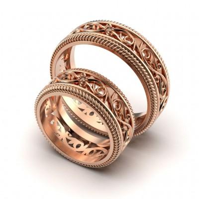 Восковка кольцо 10493