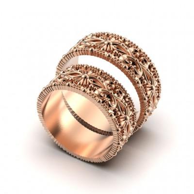 Восковка кольцо 10495