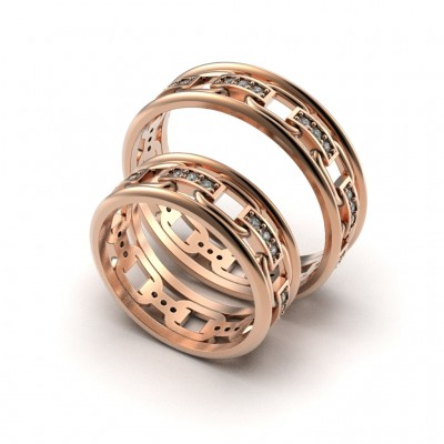 Восковка кольцо 10519